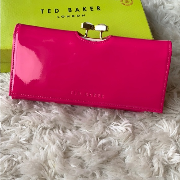 17a866515ba748 🆕NWT Ted Baker Pink Wallet